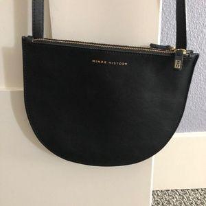 Minor History - Half Moon Crossbody Bag